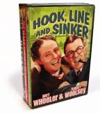 Wheeler & Woolsey Triple Feature - Dixiana/Half Shot at Sunrise/Hook, Line & Sinker