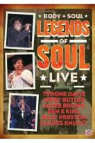 Body & Soul: The Legends Vol. 1