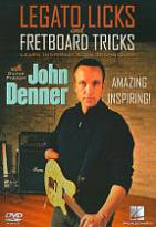 John Denner: Legato Licks and Fretboard Tricks
