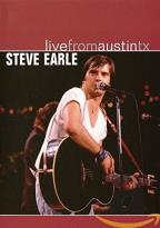 Steve Earle - Live From Austin, Texas