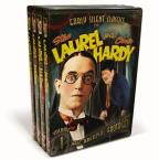 Laurel & Hardy - Early Silent Classics, Volumes 1-4