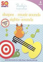 So Smart!: Sights & Sounds/Shapes/Musical Instruments