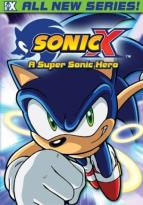 Sonic X - Vol. 1: A Super Sonic Hero