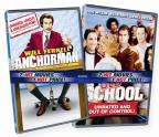 Anchorman: The Legend Of Ron Burgundy/Old School 2-Pack
