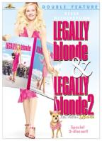 Legally Blonde/Legally Blonde 2: Red, White, and Blonde