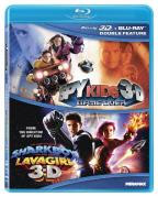 Spy Kids 3-D: Game Over / Adventures Of Sharkboy &