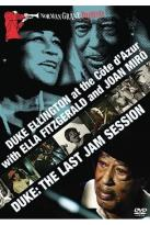 Duke Ellington & Ella Fitzgerald - Norman Granz Presents Duke - The Last Jam Session