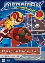 Megaman: NT Warrior - Vol. 9: Battlechip In!
