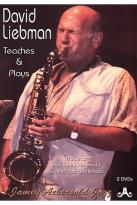 David Liebman - Teaches And Plays