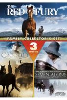 Family Adventure: The Red Fury/Seven Alone/Against a Crooked Sky