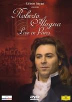 Roberto Alagna - Live In Paris