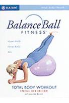 Balance Ball - Upper Body, Lower Body, and Abs Workouts