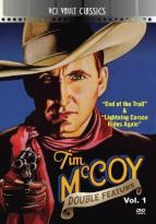 Tim McCoy Western Double Feature, Vol. 1