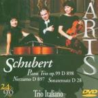 Schubert - Piano Trio in B Flat