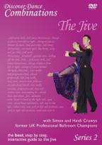 Discover Dance Combinations - The Jive: Series 2