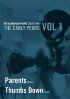 Kartemquin Films Collection: The Early Years, Vol. 1 - 1967 - 1968 Parents/Thumbs Down
