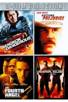 Bangkok Dangerous/Extreme Prejudice/The Fourth Angel/Universal Solider