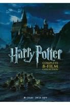 Harry Potter - Complete Collection Years 1-7