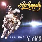 Air Supply - All Out Of Love:Live CD/DVD