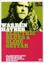 Warren Haynes - Electric Blues &amp; Slide Guitar