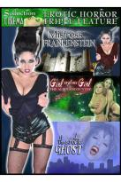 Seduction Cinema Erotic Horror: Mistress Frankenstein / Girl Explores Girl - The Alien Encounter / The Erotic Ghost