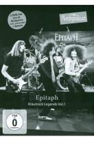 Rockpalast: Epitaph - Krautrock Legends. Vol. 1