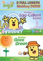 Wow! Wow! Wubbzy!: Wubbzy's Egg-cellent Easter/Wubbzy Goes Green