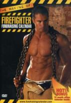 Making Of Firefighter Fundrasing Calendar
