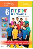 6 Kids Fitness Workouts - Fit Kids