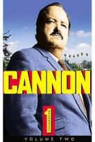 Cannon - The Complete Season One, Two Pack