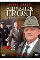 Touch Of Frost - The Complete Fifteenth Season