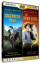John Wayne - Double Feature: Sagebrush Trail/The Dawn Rider