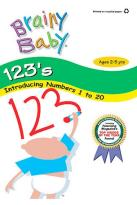 Brainy Baby - 123's/Cheerful Baby