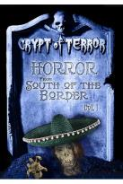 Crypt of Terror - Horror from South of the Border Vol. 1
