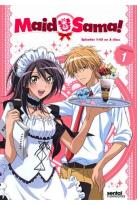 Maid Sama!: Collection 1
