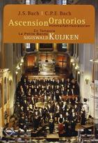 J.S. Bach/C.P.E. Bach - Ascension Oratorios