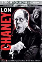 Lon Chaney - 3-Disc Collector's Set