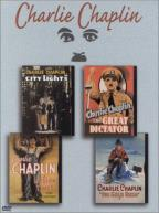 Charlie Chaplin - City Lights/The Great Dictator/Modern Times/The Gold Rush