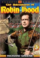 Adventures Of Robin Hood - Vol 3 Classic TV Series