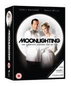 Moonlighting - Complete Seasons 1 To 5 (Pal/Reg. 2)