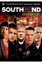 Southland - The Complete Fifth & Final Season
