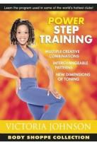 Victoria Johnson - Power Step Training