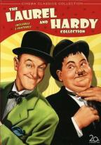 Laurel and Hardy - Giftset