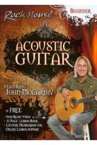 Rock House: Acoustic Guitar - Beginner