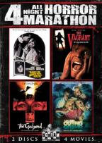 4 All Night Horror Marathon, Vol. 1