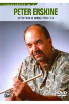 Peter Erskine - Everything is Timekeeping