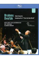 Berliner Philharmoniker/Gil Shaham/Claudio Abbado: Brahms/Dvorak