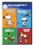 4 Kid Favorites: Happiness Is... Peanuts