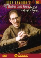 Andy Laverne's Guide To Jazz Piano 1