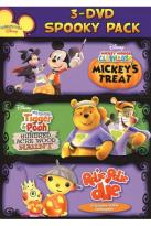 2009 Playhouse Disney Spooky Pack